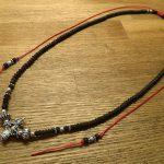 密教法具で作るネックレスのデザイン2
